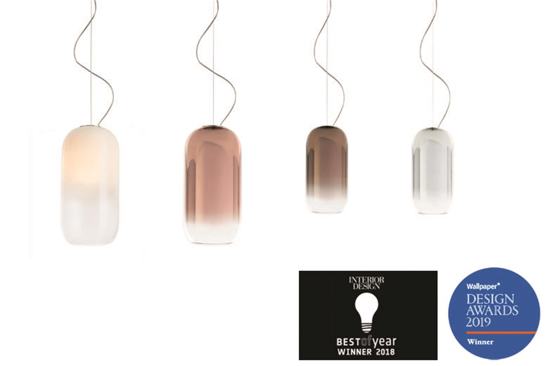 Gople Wins The Interior Design Best Of Year Awards 2018 And The Wallpaper Design Award 2019 Prolight